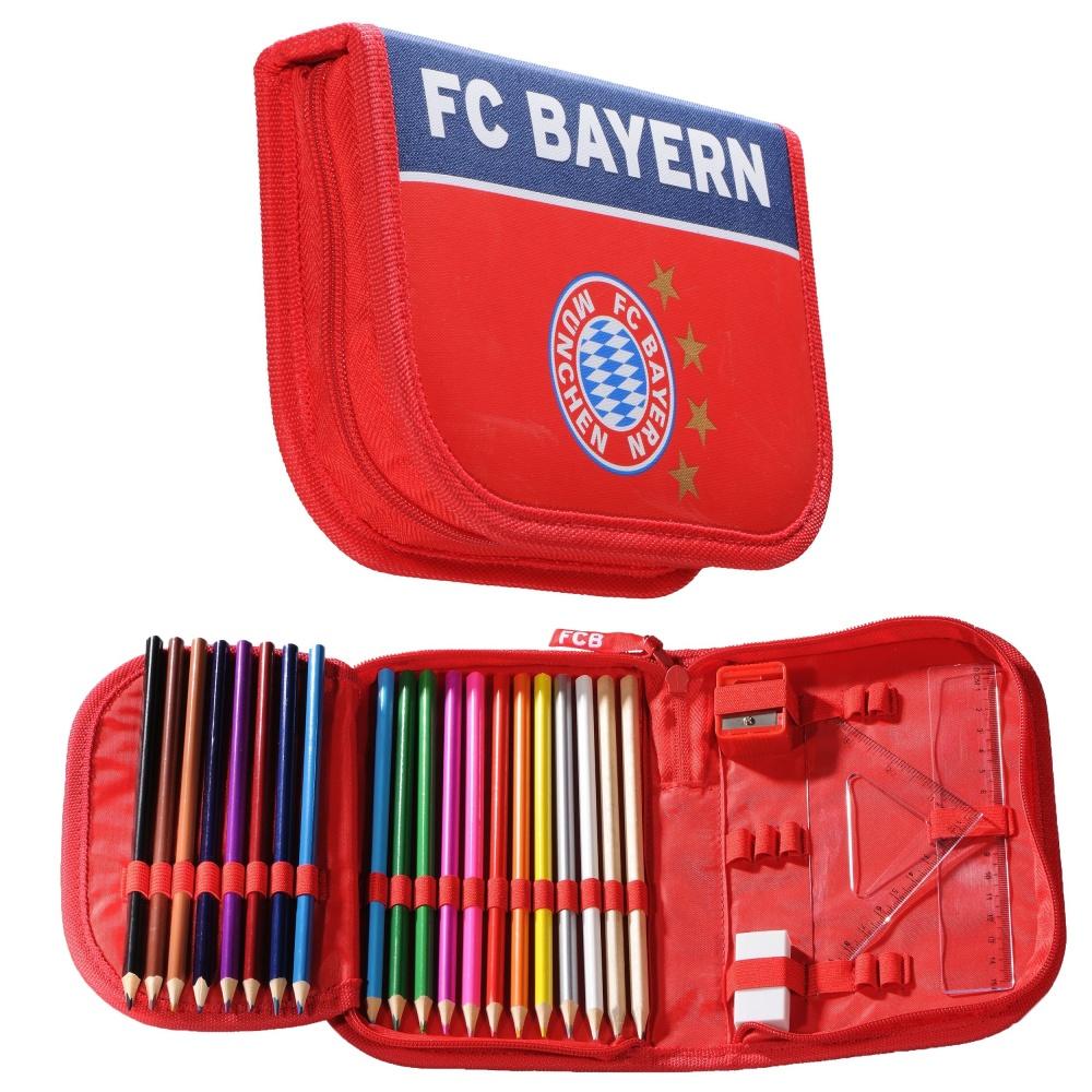 FC Bayern München Federtasche Cancelleria e prodotti per ufficio ...