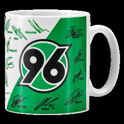 Hannover 96 Tasse