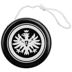 Eintracht Frankfurt Jojo, YoYo schwarz SGE - plus Lesezeichen I love Frankfurt