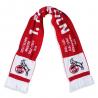 1. FC Köln Premiumschal Titel, Scarf, Fanschal - plus Lesezeichen I love Köln