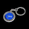 Hertha BSC Berlin Schlüsselanhänger Spinner, Drehanhänger Logo, Keychains - plus Lesezeichen I Love Berlin