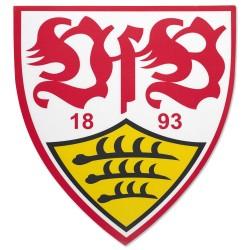 VfB Stuttgart Mousepad Logo, Mauspad plus Lesezeichen Wir lieben Fußball