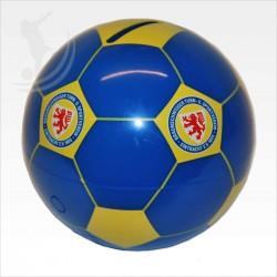 Eintracht Braunschweig Sound Spardose Fussball, Sparbüchse mit Sound BTSV - plus Lesezeichen Wir lieben Fußball
