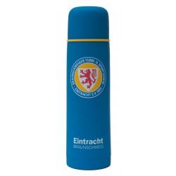 Eintracht Braunschweig Thermokanne - Logo - Thermoflasche BTSV plus Lesezeichen Wir lieben Fußball