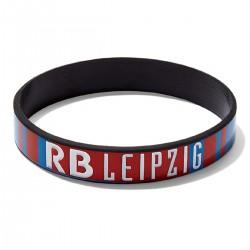 RB Leipzig Silikon Armband, Unisex Armband one size RBL - plus Lesezeichen Wir lieben Fußball