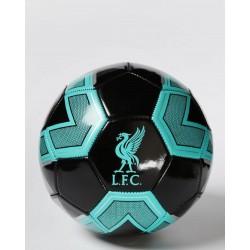 FC Liverpool Fußball - Tidepool - Ball Gr. 5 schwarz/ türkis LFC