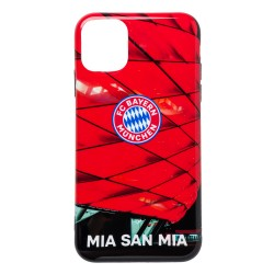 FC Bayern München Handycover - Allianz Arena - iPhone 11 Handy Cover, Back Case FCB