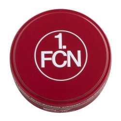1. FC Nürnberg Bonbons in dekorativer Metalldose FCN