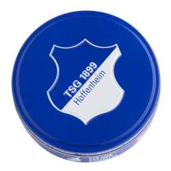 TSG 1899 Hoffenheim Bonbons in dekorativer Metalldose