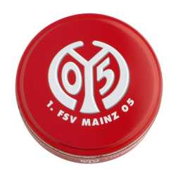 1. FSV Mainz 05 Bonbons in dekorativer Metalldose
