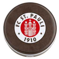 FC St. Pauli Bonbons 1910 in dekorativer Metalldose