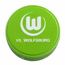 VfL Wolfsburg Bonbons in dekorativer Metalldose