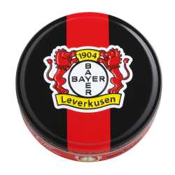 Bayer 04 Leverkusen Bonbons in dekorativer Metalldose