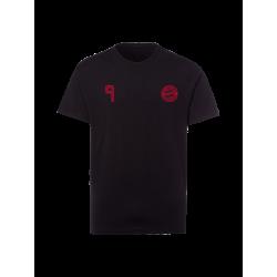 FC Bayern München T-Shirt - Lewandowski - schwarz FCB Shirt