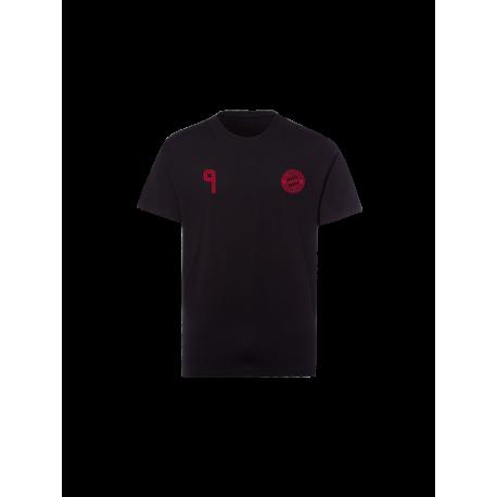 FC Bayern München Kinder T-Shirt - Lewandowski - schwarz FCB Shirt div. Gr.