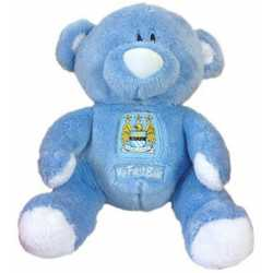 Manchester City F.C. - My First Bear - Teddy blau Plüschtier