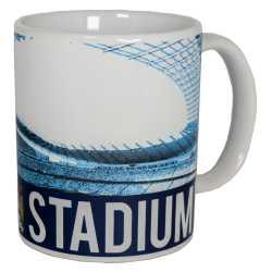 Manchester City Tasse - Stadion - Kaffeetasse Stadium Mug Kaffeebecher
