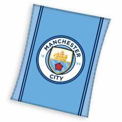 Manchester City F.C. Fleecedecke - Logo