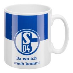 """Tasse - plus gratis Lesezeichen """"I love Mönchengladbach"""""""