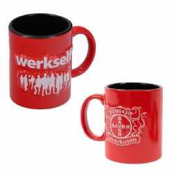 Bayer 04 Leverkusen Tasse Relief werkself
