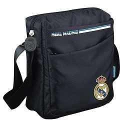 Real Madrid Umhängetasche schwarz