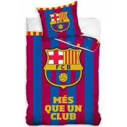 FC Barcelona Bettwäsche - Més Que un Club - 140 x 200/70 x 80 cm