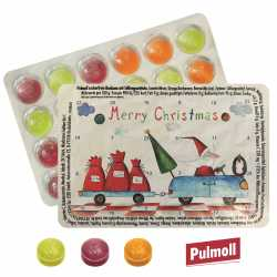 """Kleinster Adventskalender der Welt """"Merry Christmas-Zug"""" Pullmoll - Bei Kauf von 3 Kalendern gibt's den 4. gratis"""