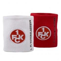 1. FC Kaiserslautern Schweißband 2er-Set