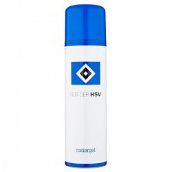 Hamburger SV Rasiergel, Gel zur Rasur HSV - plus gratis Lesezeichen I love Hamburg