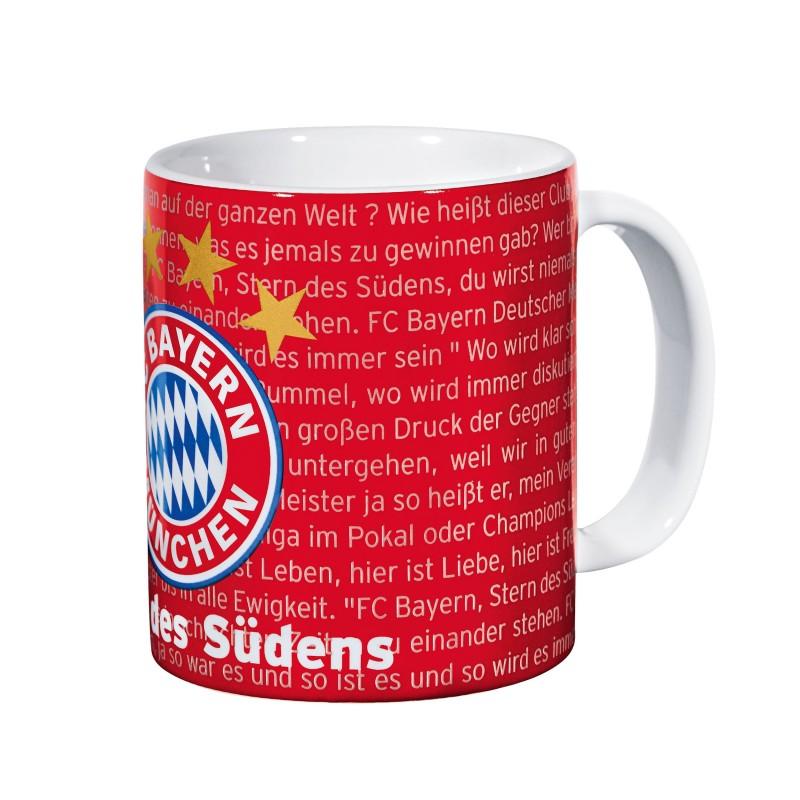 FC Bayern M/ünchen Tasse Stern des S/üdens