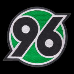 Hannover 96 Aufnäher / Aufbügler Logo groß