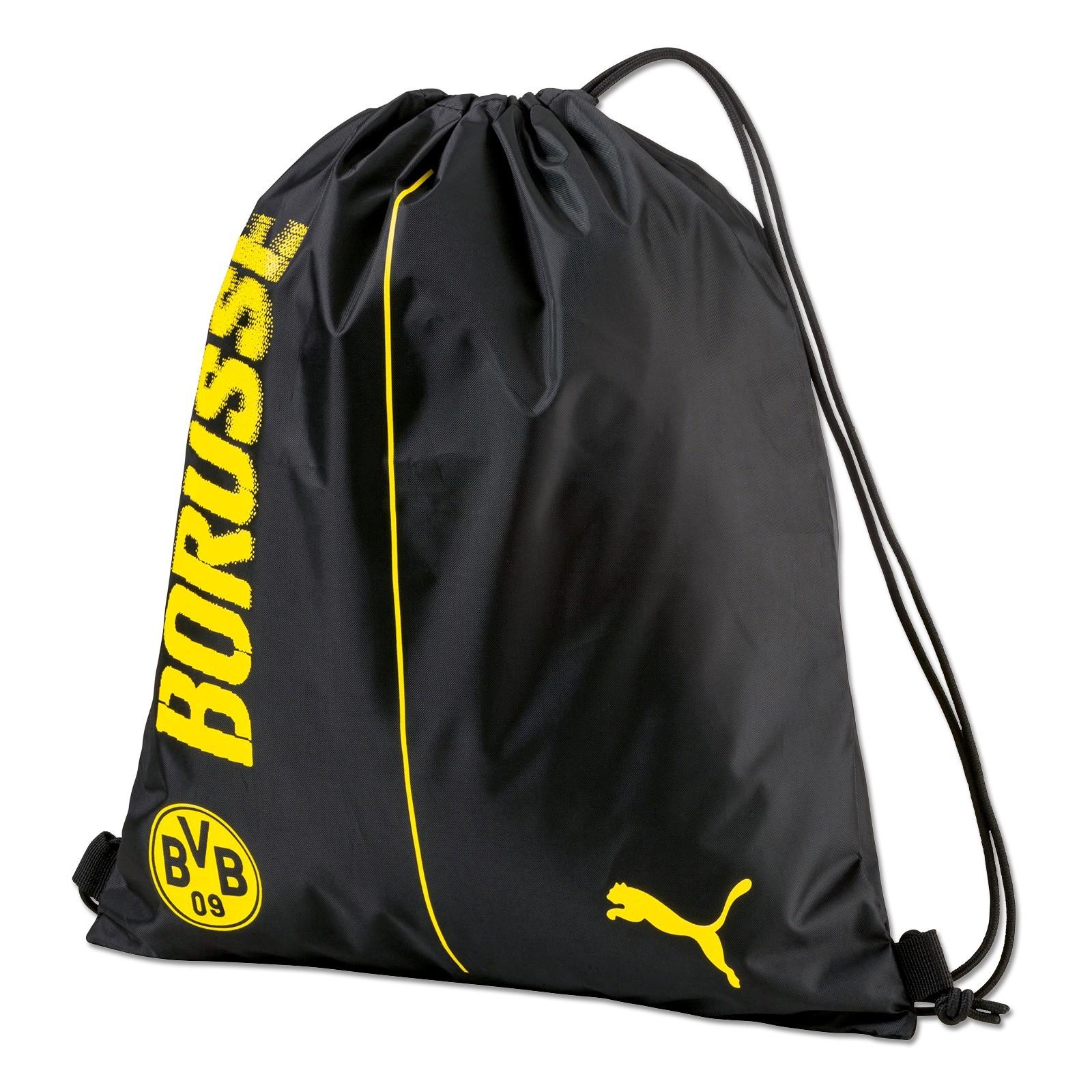 Sportbeutel Borussia Dortmund Turnbeutel BORUSSE Gym Bag Rucksack BVB 09 L