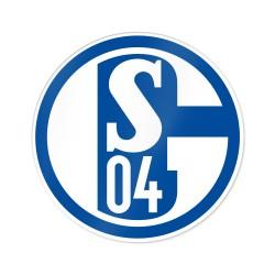 """FC Schalke 04 S04 Autoschal /""""König im Revier/"""""""