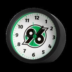 Hannover 96 Wecker, Uhr H96 - plus Lesezeichen I love Hannover