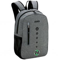Hannover 96 Rucksack, Backpack H96 - plus gratis Lesezeichen I love Hannover