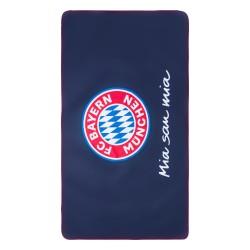 FC Bayern München Sporthandtuch, Handtuch, Duschtuch, Towel FCB plus Lesezeichen I love München