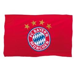 FC Bayern München Wendefahne, Fahne, Flagge FCB plus Lesezeichen I love München