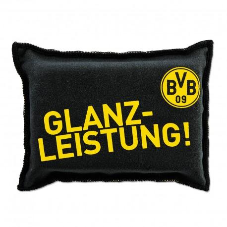 Borussia Dortmund Auto Schwamm gegen Beschlagene Scheiben Scheibenschwamm BVB 09 Plus Lesezeichen I Love Dortmund