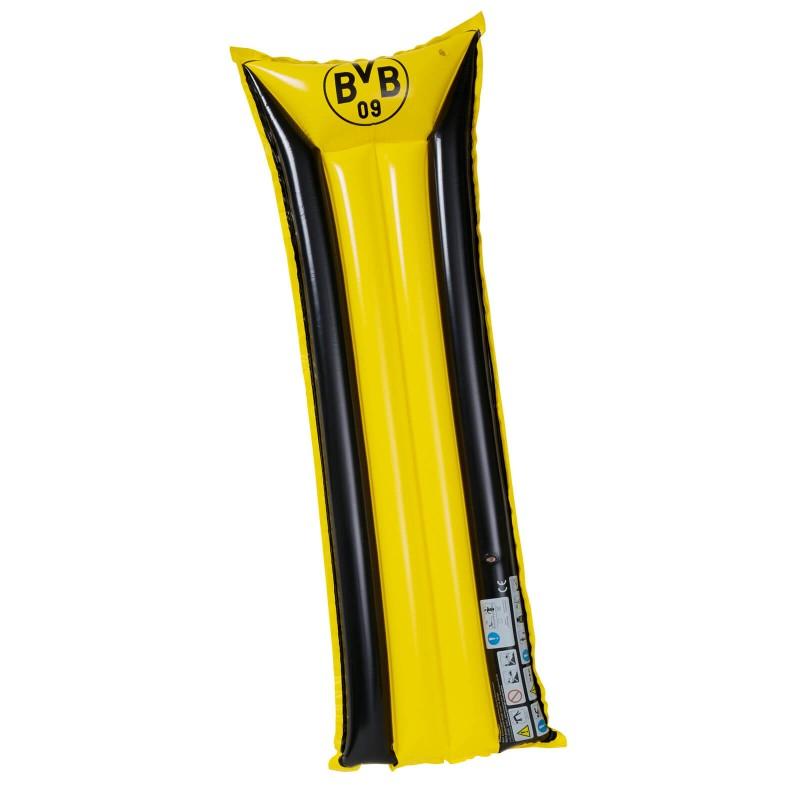 Borussia Dortmund Strandset Luftmatratze und Wasserball BVB 09 Plus Lesezeichen I Love Dortmund
