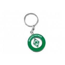 Werder Bremen Schlüsselanhänger, Anhänger mit Einkaufschip, Keychains - plus Lesezeichen I love Bremen