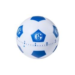 FC Schalke 04 Sound Eieruhr, Fußball Kurzzeitwecker S04 - plus Lesezeichen I love Gelsenkirchen