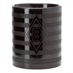 Borussia Mönchengladbach Tasse Glossy, Becher, Kaffeebecher, Kaffeepott BMG  - plus Lesezeichen I love Mönchengladbach