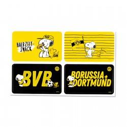 Borussia M/önchengladbach Aufkleberkarte