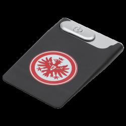 Eintracht Frankfurt USB Feuerzeug, Feuerzeug mit Glühspirale, USB Card Lighter SGE plus Lesezeichen I love Frankfurt