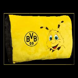 Borussia Dortmund Emma Kapuzenbadetuch plus Lesezeichen Badetuch Baby BVB 09