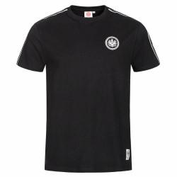 Eintracht Frankfurt T-Shirt - Tape black - 3XL Shirt Gr. XXXL SGE - Plus Lesezeichen i love Frankfurt